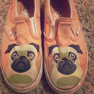 Vans Pug Slip on shoes